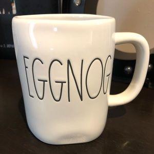 Rae Dunn eggnog mug
